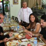 İzmir selçuk şükrü baba restaurant