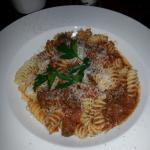 My yummy pasta!