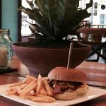 Drool worthy Beef Burger!