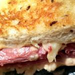 Outstanding Reuben sandwich!
