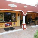 Dive Balam's shop at the Royal Haciendas