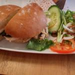 Chicken sandwich - 5 out of 10 had a little bit of grissle : /