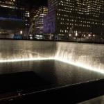 Not far from the hotel, the World Trade Center Memorial