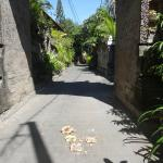 the alley way to Nakula