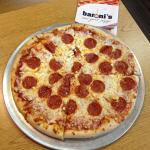 Pepperoni & Feta Cheese Pizza