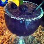 Purple Gecko Margarita