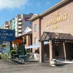 The Diplomat Inn Foto