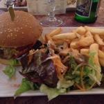 Burger maison '' excellent ''