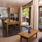 Rowans Deluxe 2 bedroom lodges, perfect for couples