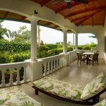 Terrasse of the Family Suite with ocean view