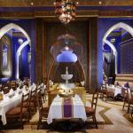 Al Nafoorah Dining Area