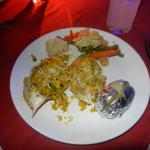 Superb stuffed crab