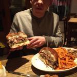 14oz Burger ��
