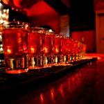 Entropy Bar - shots happen