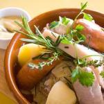 Choucroute - Classic Alsatian Dish