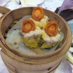 Dim sum worth trying! SGD $5.50 for abalone !
