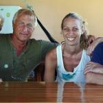 Mit Horst und Kim , der Abschied!