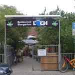 Schlossgartenrestaurant Blaues Loch Foto