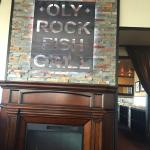 One of the better and cleanest restaurants in oly.  Well done oly rock!