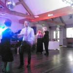 Function Room, dance floor