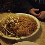 Noodle Dish at Sala Thai Downtown Detroit