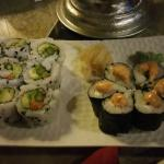 Sushi at Sala Thai Downtown Detroit