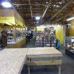 Spence's Bazaar...what was open in February