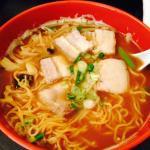 Miso Pork Belly Ramen