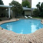 GB's heated pool