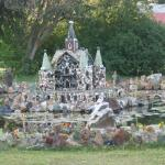 A managerie of rock sculptures