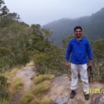 Jorge Lopez, The Guru of Baru Volcano