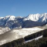 View out the window at Mid-Vail