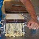 There's nothing better trhan fresh, homemade pasta