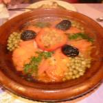 Delicioso  tajine de verduras