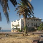 hotel ORPHEUS lato piazza