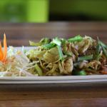 Pad Thai - Our Thai Noodles