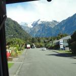 Into glacier country
