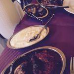 Lapin & polenta !!!