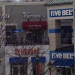 Vaccaro's is located on the second floor of Hunt Valley Town Center.