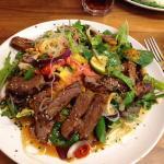 Beef Thai Glass Noodle Salad