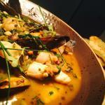 local seafood broth