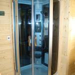 Ruffin Retreat Steam Shower