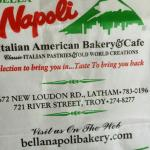 Bella Napoli small place but great food