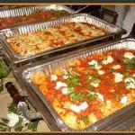 Catering for Social or Corporate events