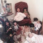 Valarie Moyer's Dolls