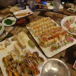 all you can eat sushi in Richmond, VA
