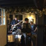 There's live music every weekend at The Plough Inn