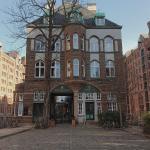 Wasserschloss Hamburg  - Aussenansicht