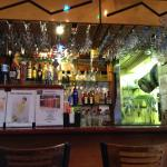 Little bar area