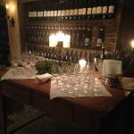 Apéro im Weinkeller